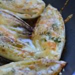 Przebudzenie. Sezonowość od A do M i karmelizowana cykoria z serem Gruyere