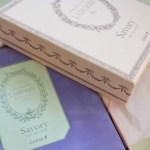 Laduree Savory. Książka jak pudełko czekoladek i suflet selerowy z truflami