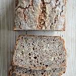 Chleb orkiszowy z kaszą gryczaną w majowej Piekarni
