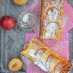 Śliwki w serniku. Witaj jesieni…