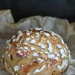 Ruiskuorinen olutlimppu – fiński  świąteczny chleb w grudniowej Piekarni!