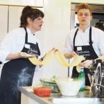 Pasta, pasta, pasta! Makaronowe ćwiczenia z Cristiną Catese