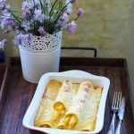 Cannelloni ze szparagami. Jedz!