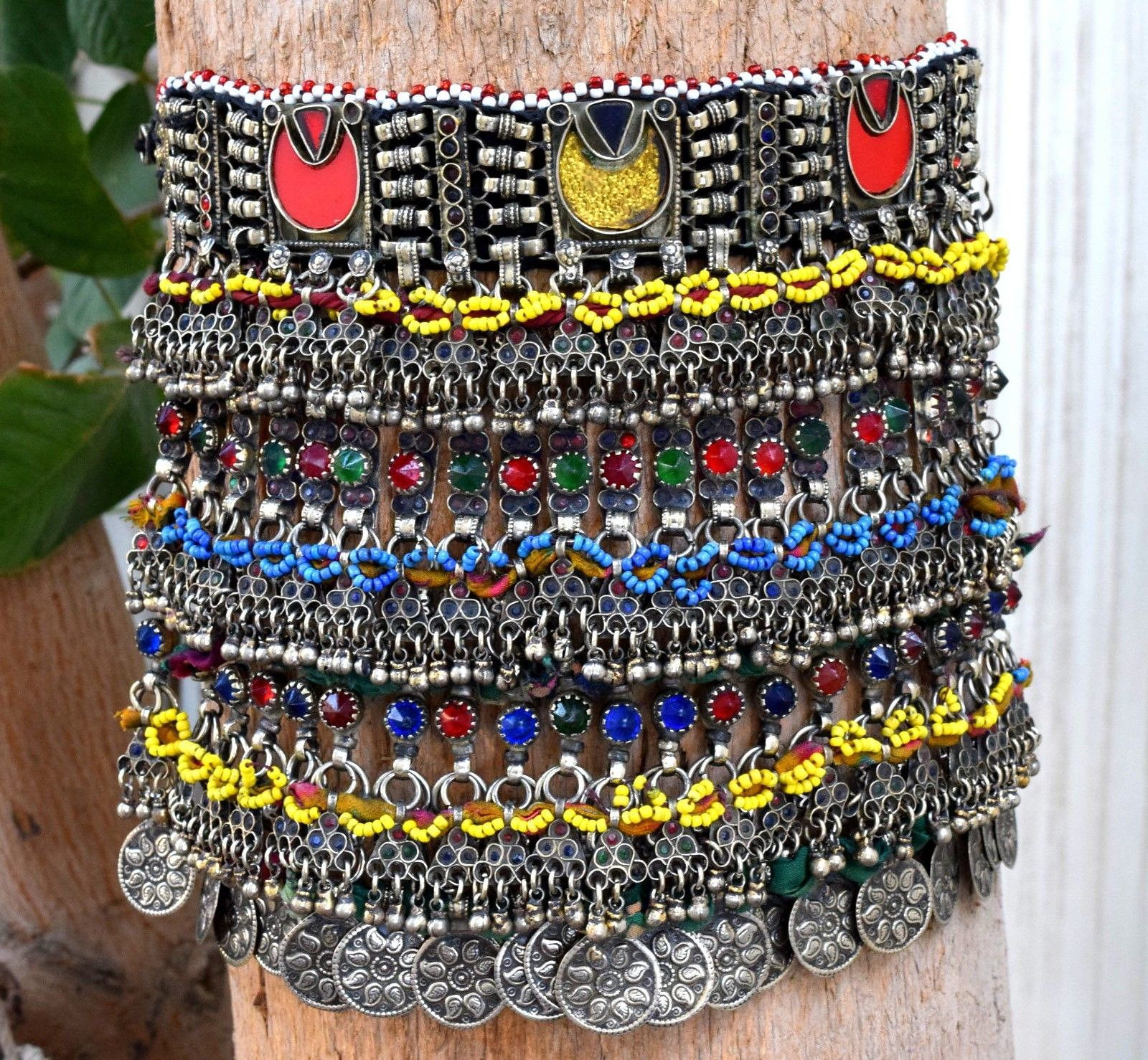Kuchi Jewels-Gypsy Ethnic Jewelry