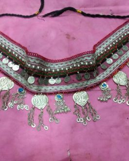 Belly Dance Metal Parts Belt
