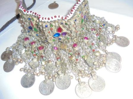 Tribal Style Necklace