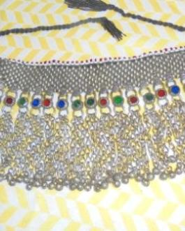 Afghani Long Bells Necklace