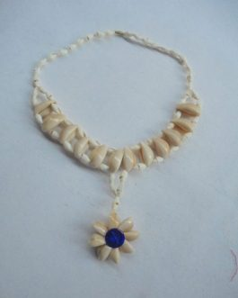 Shell Made Necklace