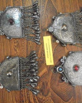 Tribal Kuchi Pendants