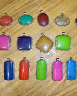 Wholesale Multi Stone Pendants