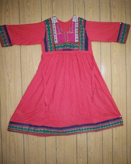 Wholesale Tribal Dress of Afghan Embroidery