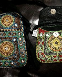 SIndhi Embroidery Bag/Clutch