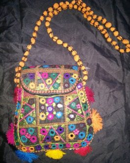Multi Color Banjara Bags