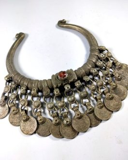 Hasali Vintage Coins Necklace