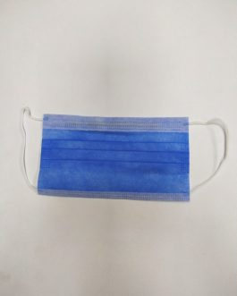 3Ply Blue Surgical Mask for COVID-19