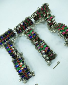 Multi Crystal Beads Bracelet