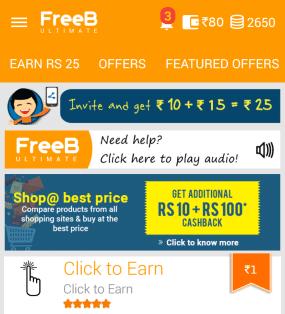 FreeB_earning_app