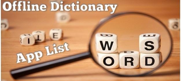 mixture-dictionary-offline-app