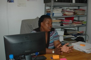 Marjorie Nakimuli, Team Leader Outreach Programmes