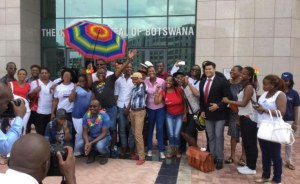 Members of LEGABIBO after the court ruling