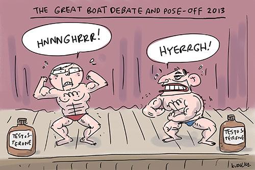 The Hobart Mercury 27 July 2013