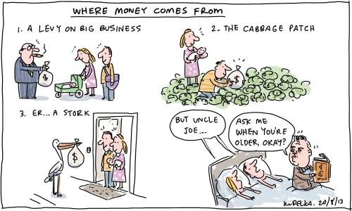 The Australian 20 August 2013