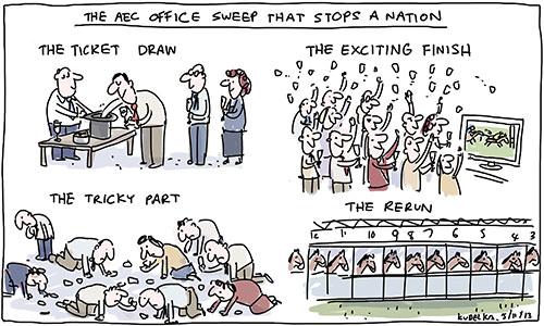 The Australian 5 November 2013