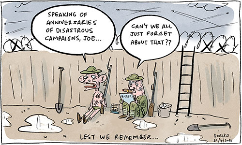 The Australian 21 April 2015