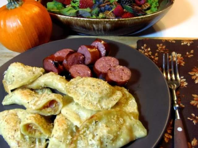 Potato Pumpkin Pierogie Recipe