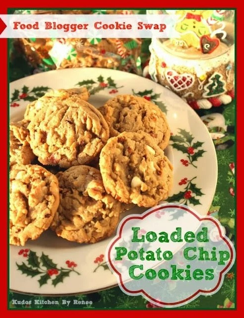 Loaded Potato Chip Cookie Recipe