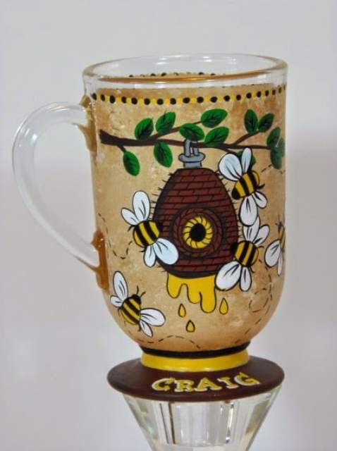 Bee Keepers Custom Coffee Mug