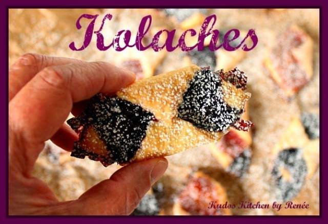 Kudos Kitchen Kolaches Recipe via kudoskitchenbyrenee.com