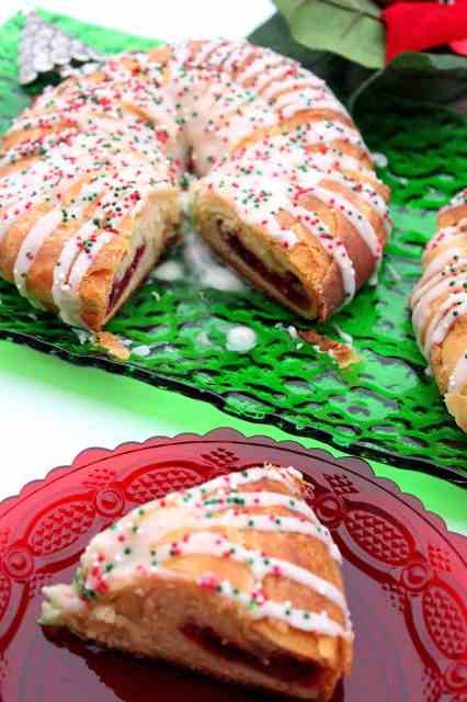Cranberry Kringle Recipe