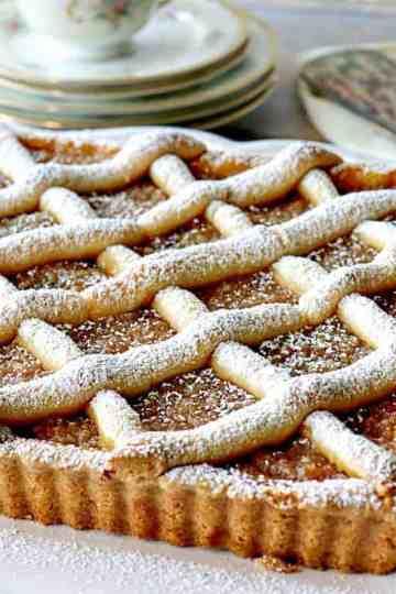 Great Grandma's Old-Fashioned Applesauce Cake (aka Fence Cake) - kudoskitchenbyrenee.com