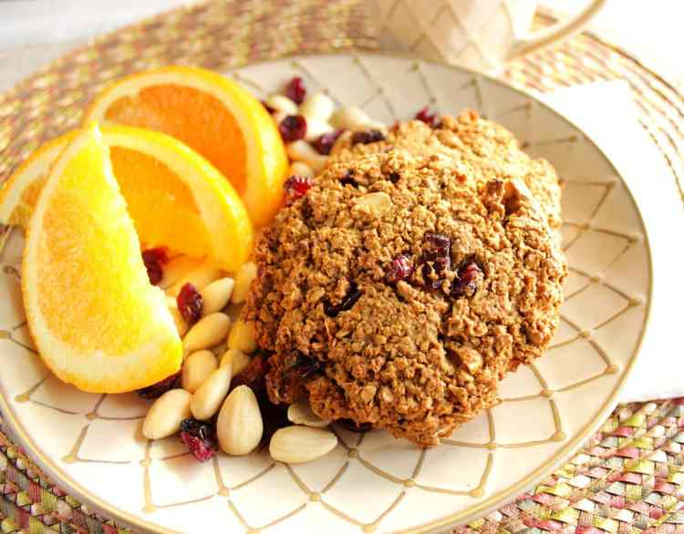 Ultimate Gluten-Free Orange Cranberry Cookies