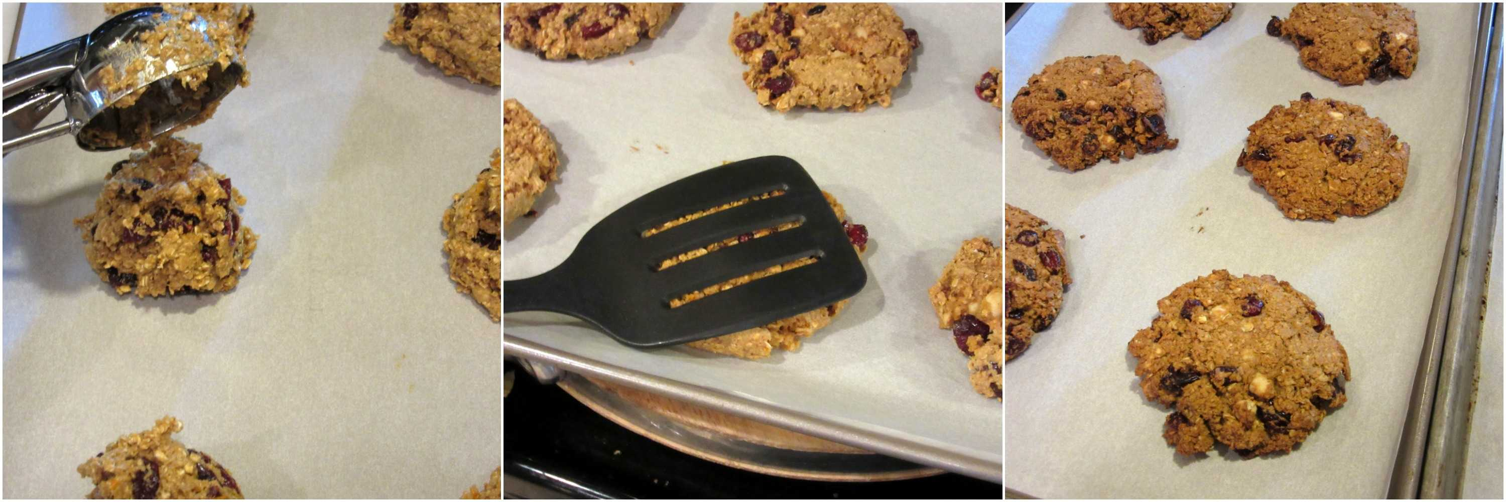 Ultimate Soft And Chewy Gluten Free Orange Cranberry Cookies Baking