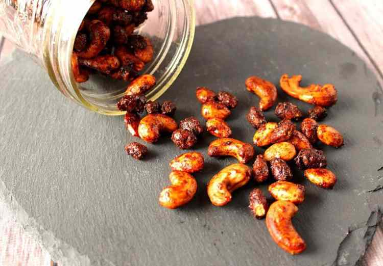 Browned Butter Mixed Nuts