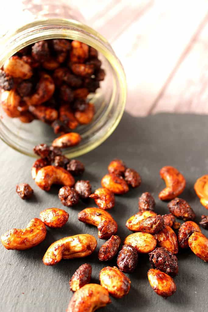 Smoky Nuts Recipe