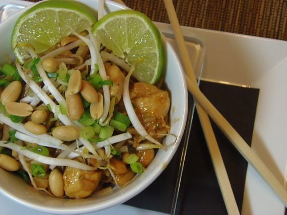 Pad Thai Kudos Kitchen Style