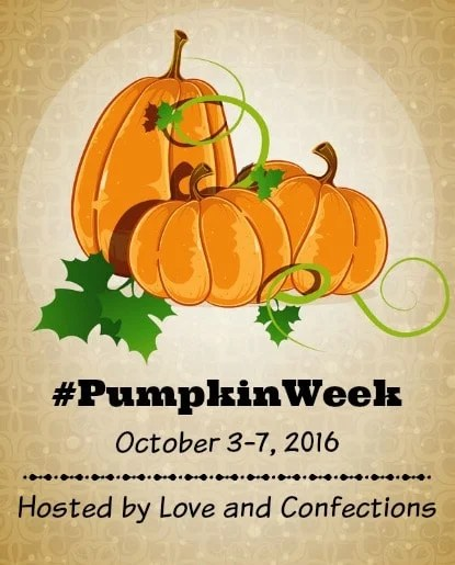 #PumpkinWeek2016 Logo