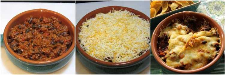 How to make Cheesy Mexican Bean Dip
