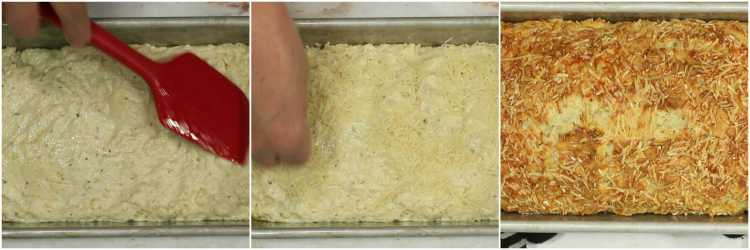 Tutorial for making Herb Parmesan Quick Bread