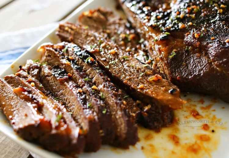Easy Beef Brisket Recipe - Weekly Meal Planning