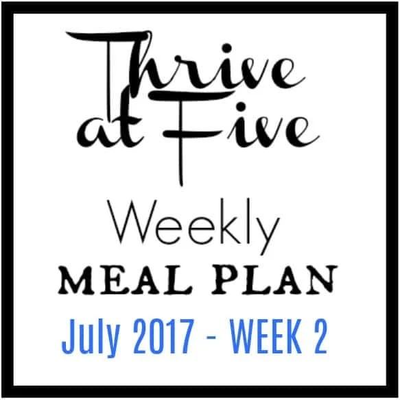 Thrive At Five Logo