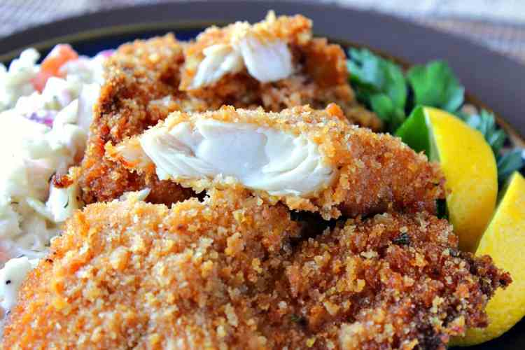 Crispy Crunchy Homemade Fried Tilapia Recipe Kudos Kitchen Style - kudoskitchenbyrenee.com