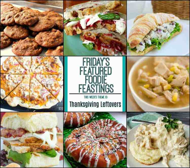 Thanksgiving Leftover Roundup 2017