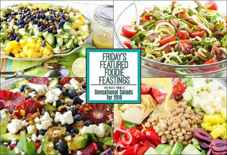 Sensational Salad Roundup for 2018
