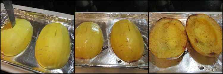 How to roast a spaghetti squash. - kudoskitchenbyrenee.com