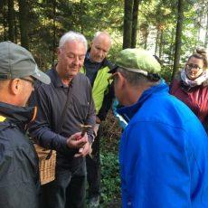 Pilzmorgen im Eierwald 15. September