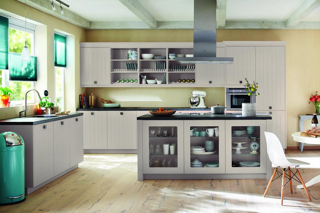Kücheninsel 1 - Modell Töpfergasse